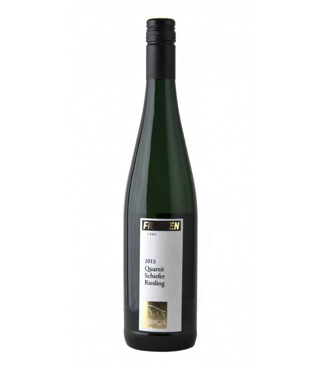 2017 Quarzit-Schiefer Riesling, Trocken, Weingut Franzen, Mosel